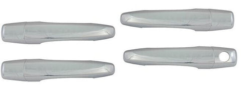 2004-2009 CADILLAC SRX CHROME DOOR HANDLE COVERS