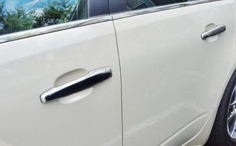 2008-2010 CADILLAC CTS CHROME DOOR HANDLE COVERS