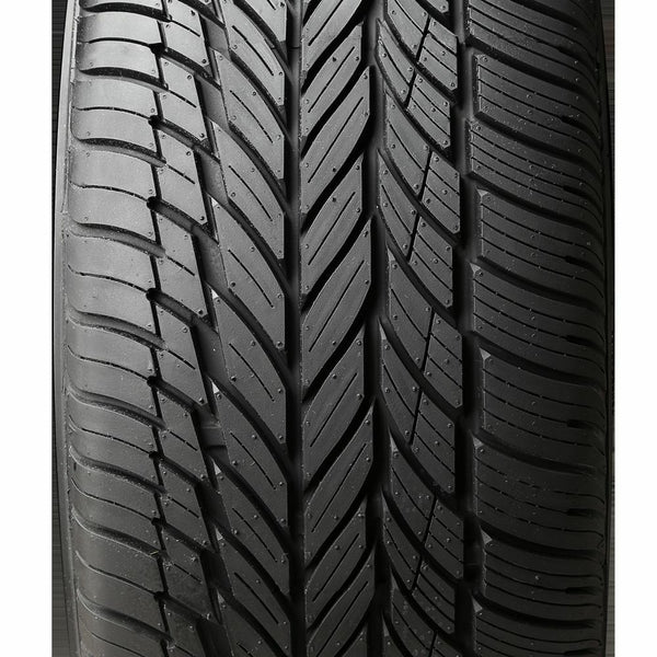 VOGUE TYRE 245-40R18 WHITE AND GOLD SET OF 4 TIRES