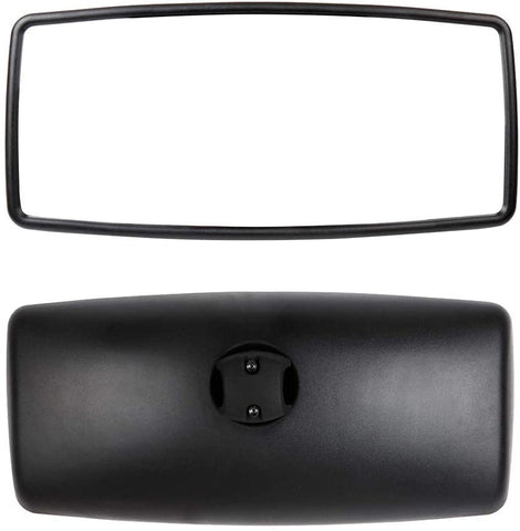 International 4300 Main Mirror in Black