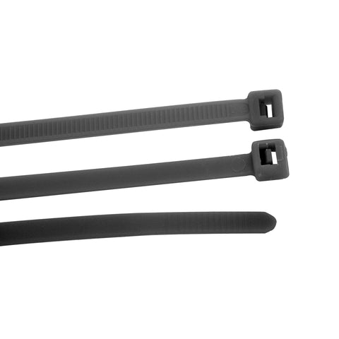 Black Nylon Cable Zip Ties