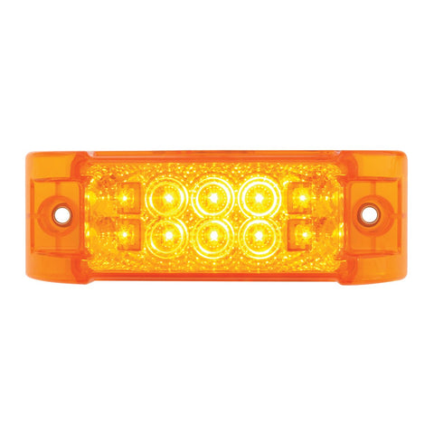Rectangular Wide Angle Spyder Lights