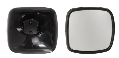Freightliner M2 Black Wide Angle Mirror
