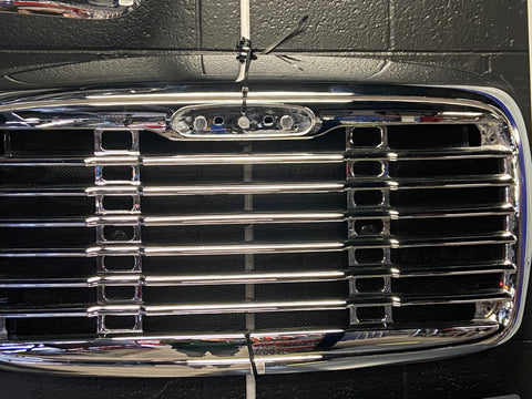 Freightliner Columbia Grill With Bug Screen