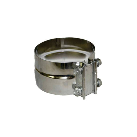 "Universal 5"" Stainless Steel Clamp With Separator"