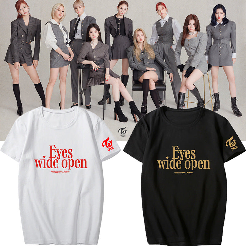 TWICE Eyes Wide Open T-shirt