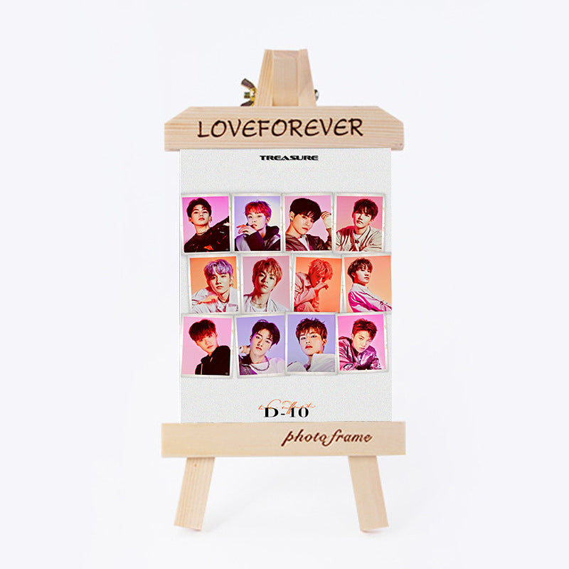 TREASURE 6 inch Wooden Photo Frame