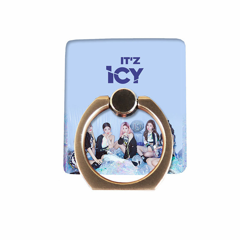 ITZY IT'z ICY Phone Ring Buckle