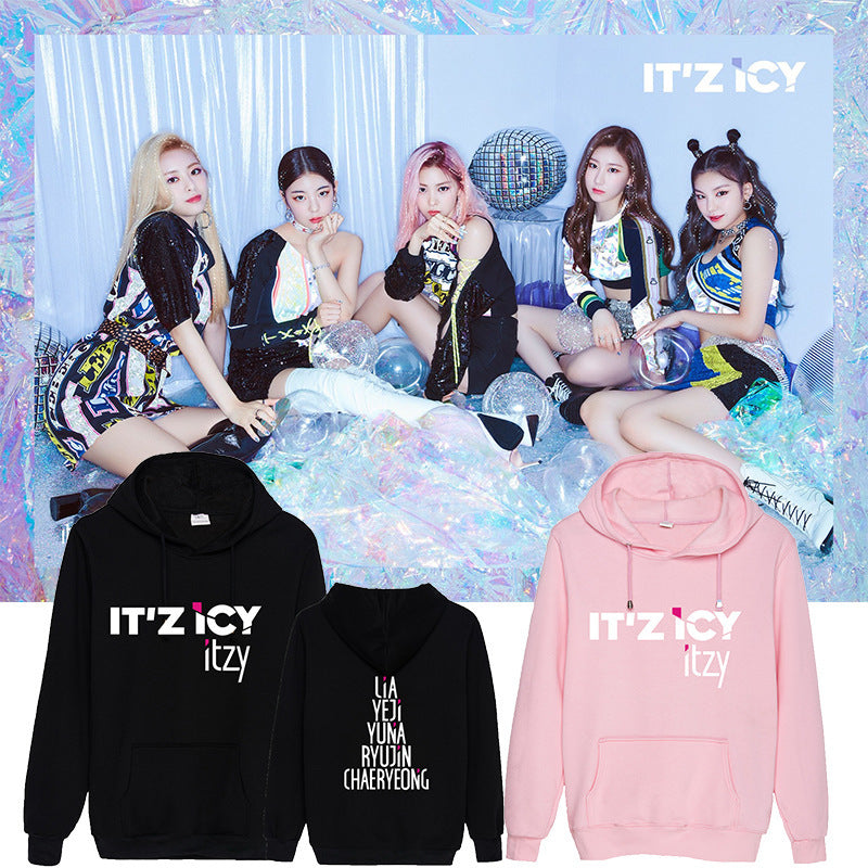 ITZY IT'z ICY Hoodie