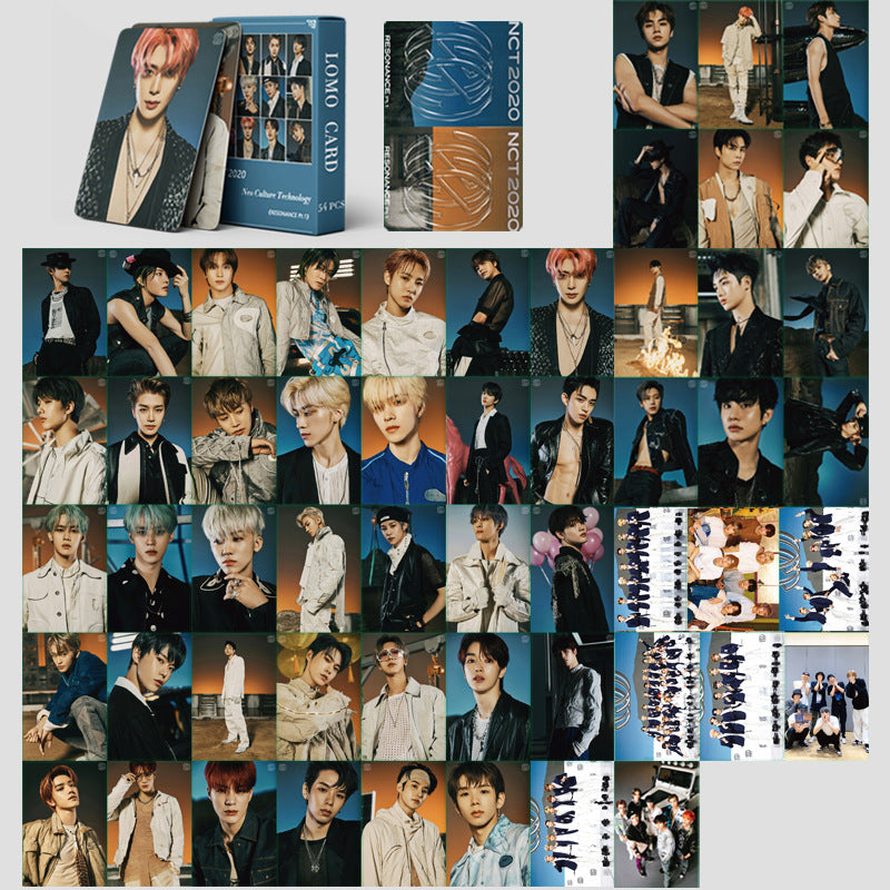 NCT2020 RESONANCE Pt1 54 Sheets Mini Cards