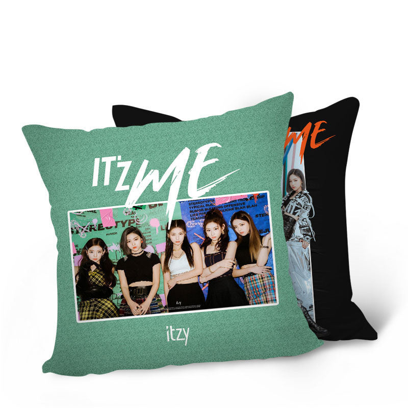 ITZY IT'z ME Double-sided Pillow