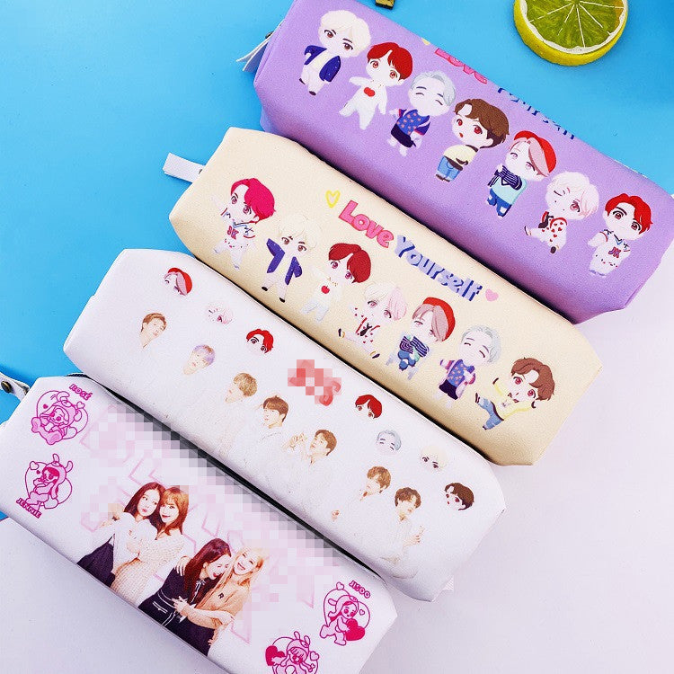 BTS BLACKPINK Pencil Case