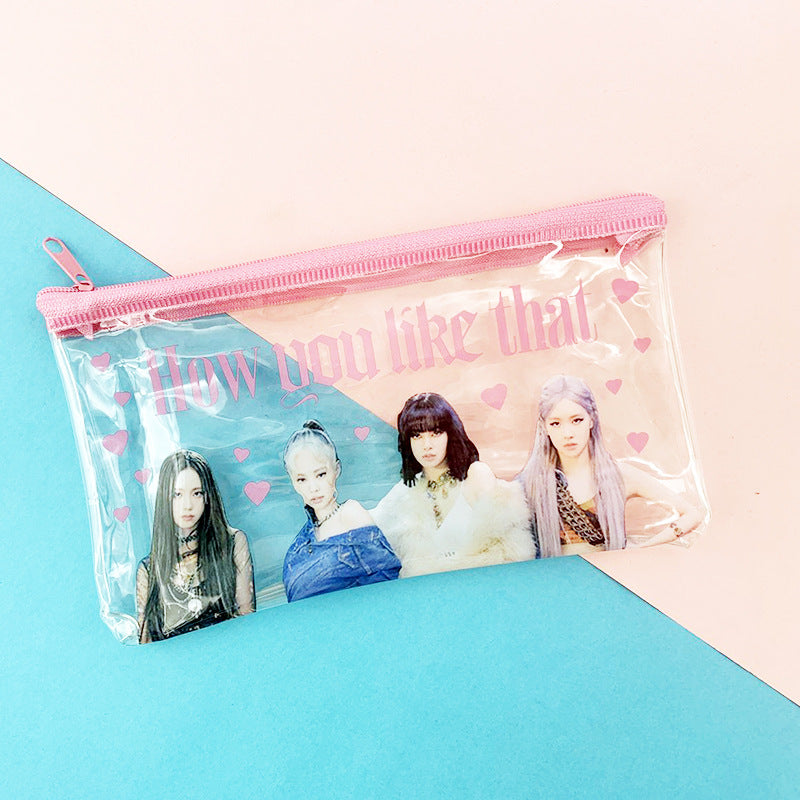 BLACKPINK How You Like That Pencil Case