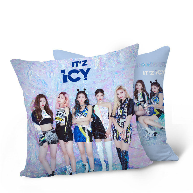ITZY IT'z ICY Double-sided Pillow