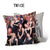 TWICE I CAN'T STOP ME Pillow