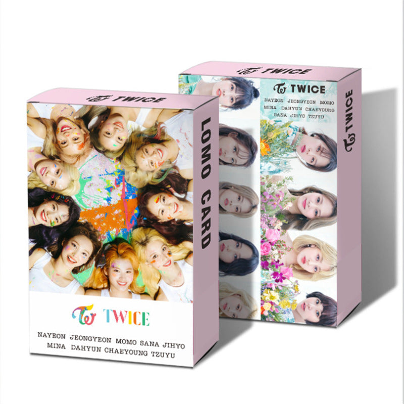 TWICE 30 sheets Lomo Cards