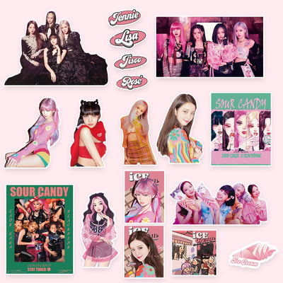 BLACKPINK 77 sheets Stickers