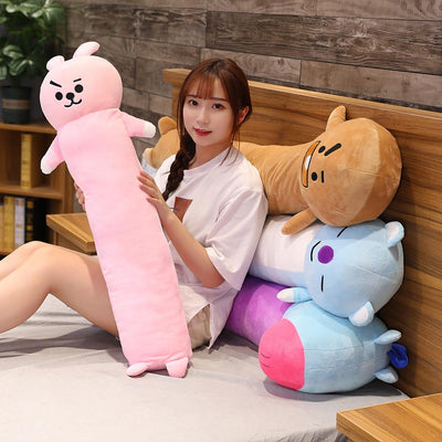 BT21 X  Long Body Pillow - BT21 Store | BTS Online Shop