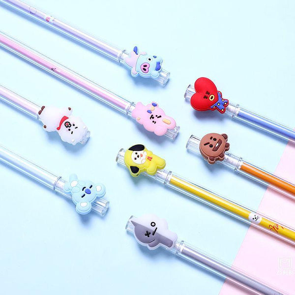 BT21 X Gel pen - BT21 Store | BTS Online Shop