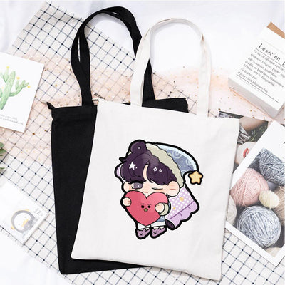 BTS X Canvas bag - BT21 Store | BTS Online Shop