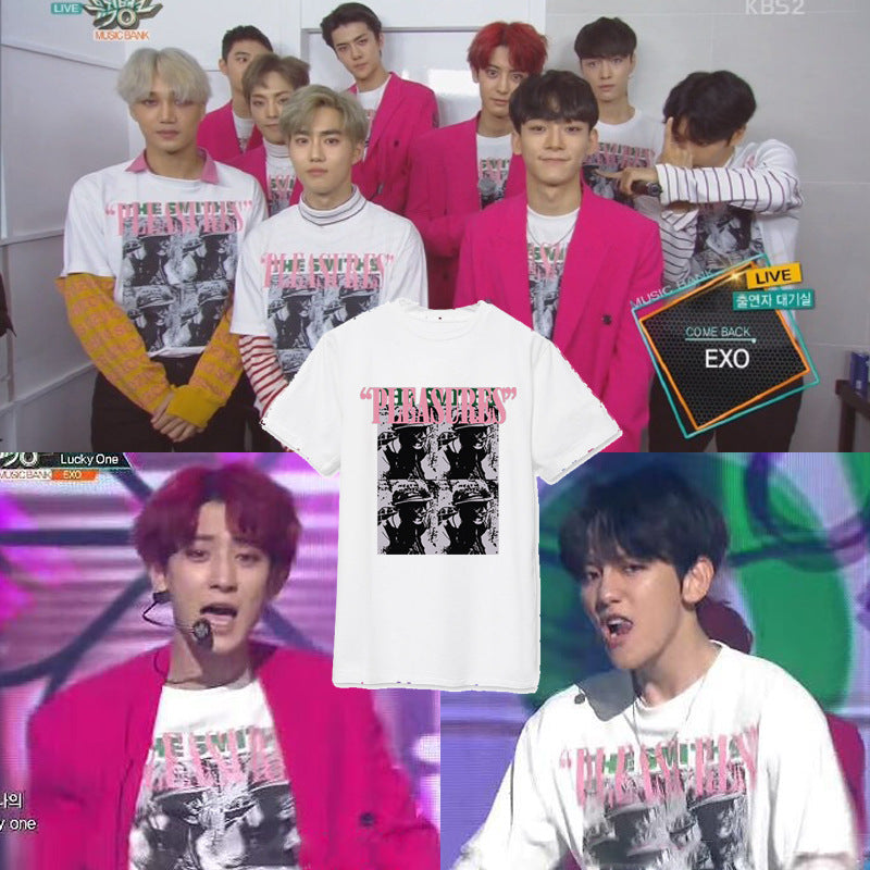 EXO EX'ACT T-shirt