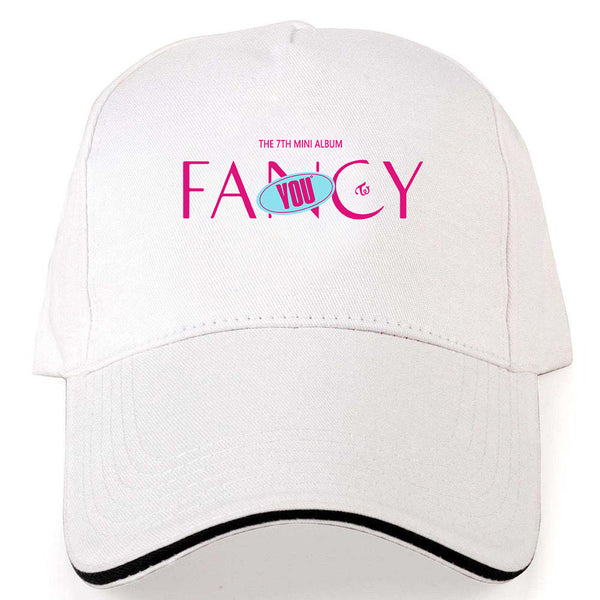 TWICE FANCY YOU Peaked cap