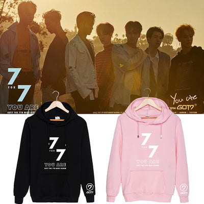 GOT7 7FOR7 You Are Hoodie