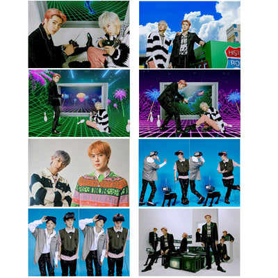 EXO-SC 1Billion Views 26 sheets Card stickers