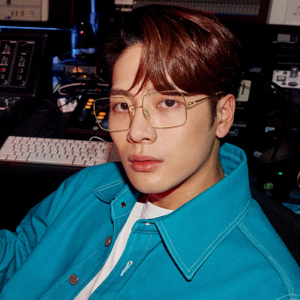 GOT7 Jackson Square Glasses Frame