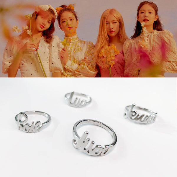 BLACKPINK Ring