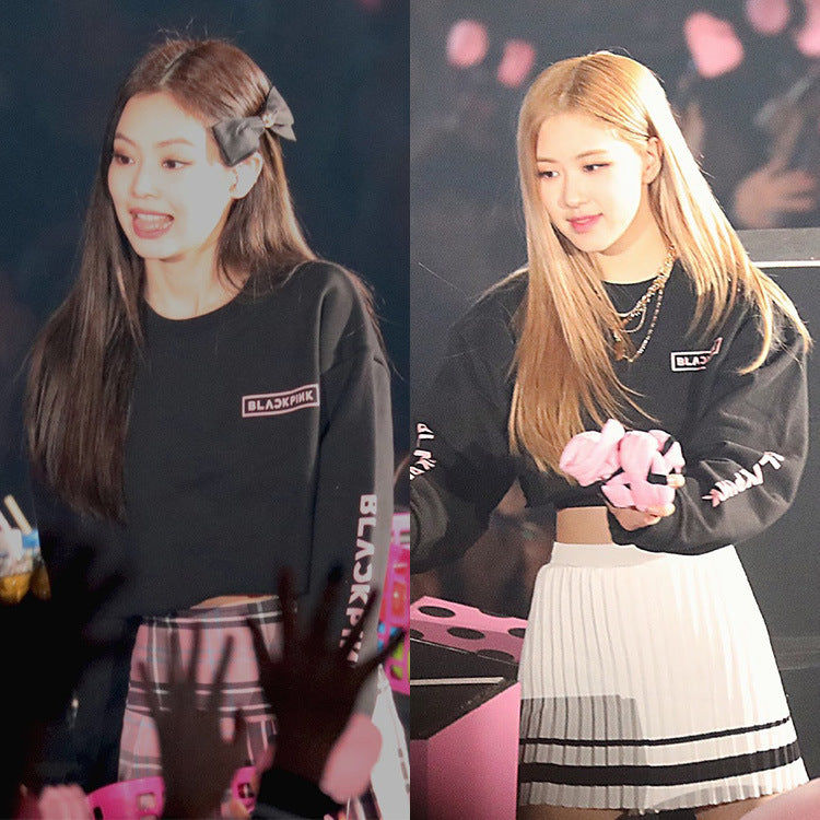 BLACKPINK Short Sweater