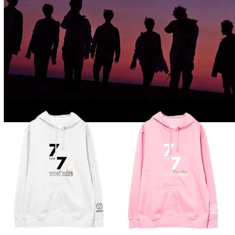 GOT7 7FOR7 Hoodie