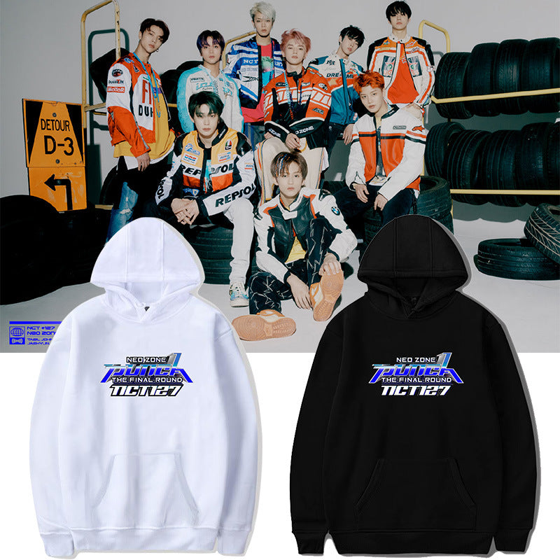NCT127 Neo Zone The Final Round Hoodie