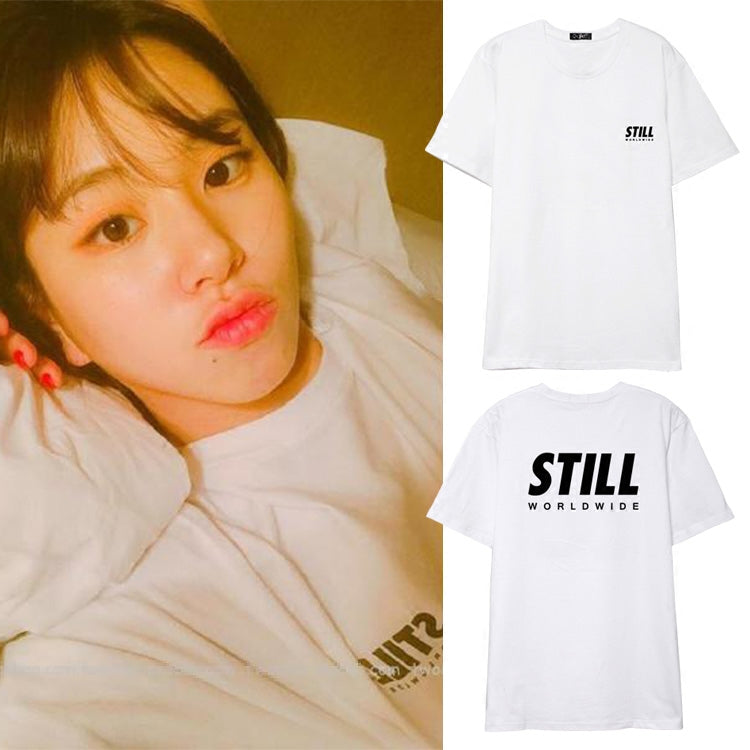 TWICE Son Chae Young STILL T-shirt