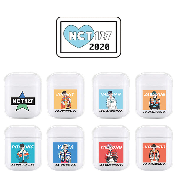 NCT 127 Wireless Bluetooth Earphone Protector