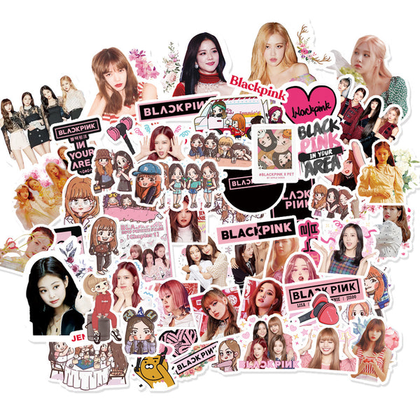 BLACKPINK 65 Sheets Stickers
