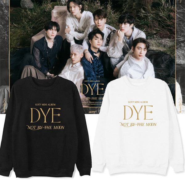 GOT7 DYE Sweater