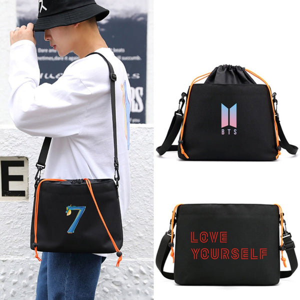 BTS Crossbody bag - BT21 Store | BTS Online Shop