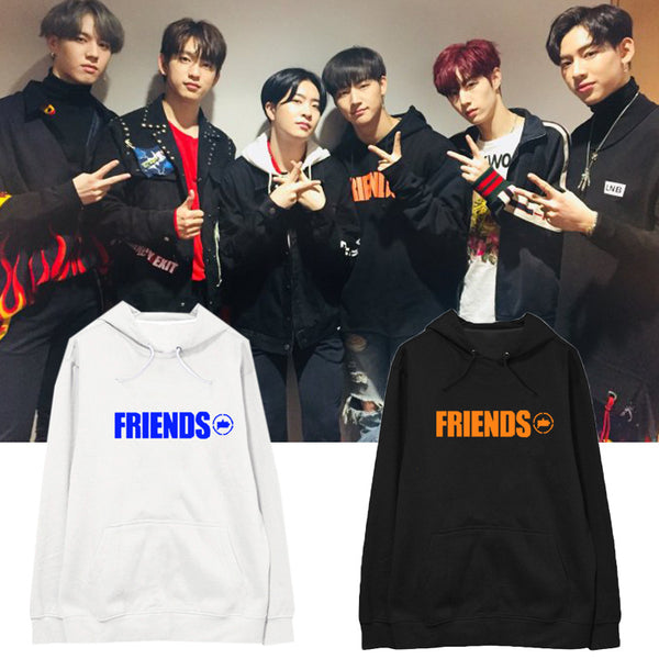 GOT7 JAEBUM FRIENDS Hoodie