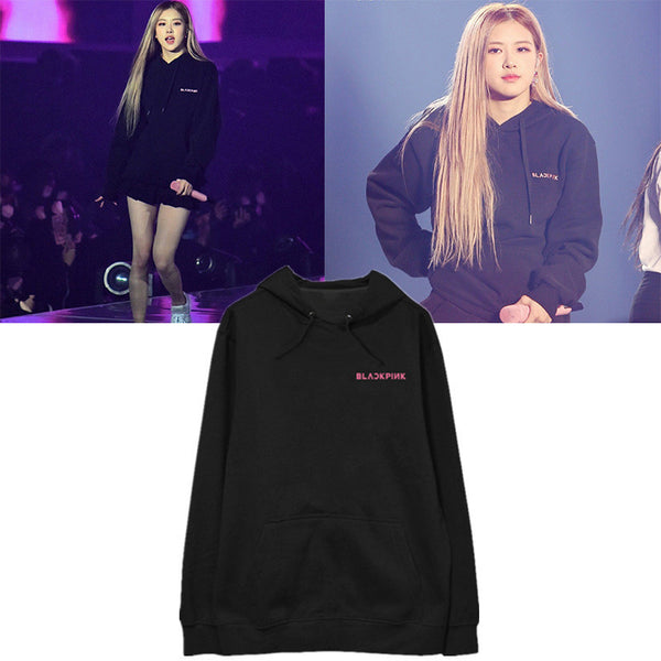 BLACKPINK ROSE Sweater