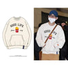 BTS Kim Taehyung Good Life Forever Young Sweater - BT21 Store | BTS Online Shop