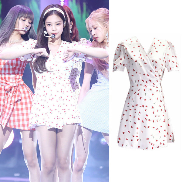BLACKPINK JENNIE Dress