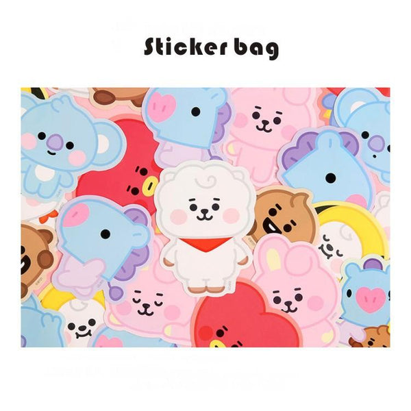 BT21 X Stickers - BT21 Store | BTS Online Shop