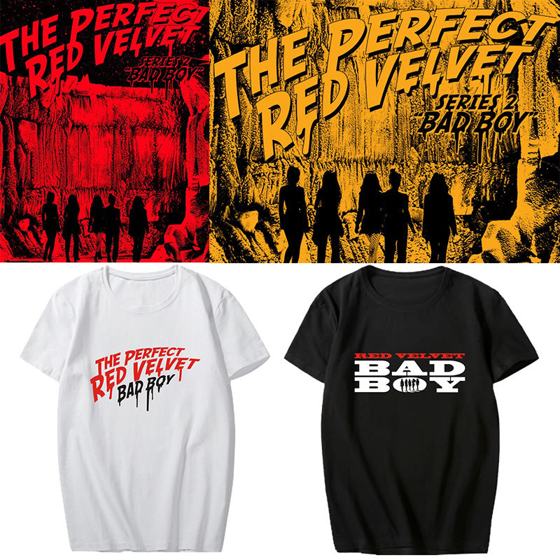 Red Velvet Bad Boy T-Shirt