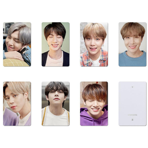 BTS 7 Sheets ARMY Lomo Card - BT21 Store | BTS Online Shop