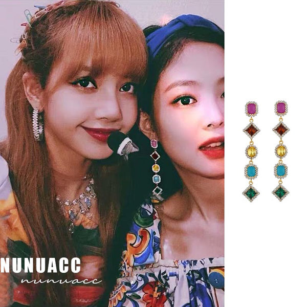 BLACKPINK JENNIE Earrings