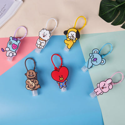 BT21 X Disposable hand sanitizer protective shell - BT21 Store | BTS Online Shop