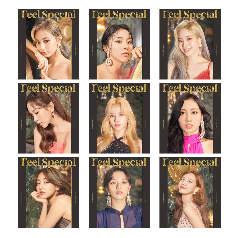 TWICE FEEL SPECIAL LOMO CARD