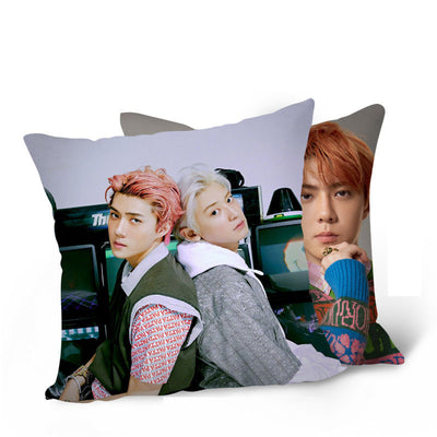 EXO-SC 1Billion Views Pillow