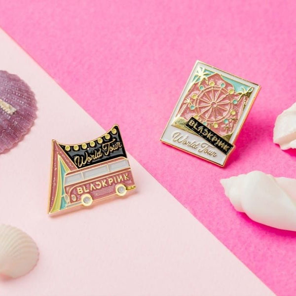 BLACKPINK Brooch